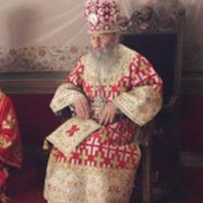 У день Антипасхи архієпископ Миколай співслужив Предстоятелю у Києво-Печерській Лаврі