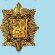 До собору на честь преподобних Антонія і Феодосія Печерських прибуває чудотворний образ Почаївської ікони Божої Матері