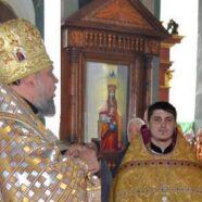 Єпископ Васильківський Миколай представив нового священика нашої парафії