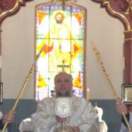У неділю 33-ю після П'ятидесятниці Єпископ Васильківський Миколай звершив літургію в нашому храмі